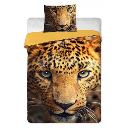 Povlečení Fototisk - Leopard