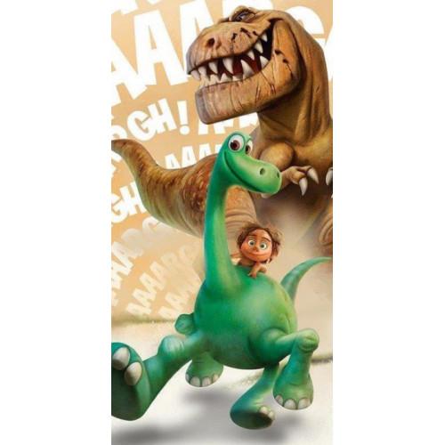 Licenční osuška Hodný dinosaurus