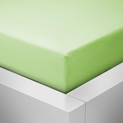 Prostěradlo Luxus, Zelená 005Š