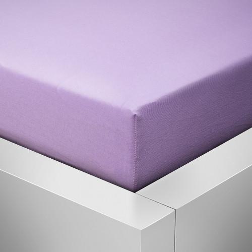 Prostěradlo Luxus, Světle fialová 011