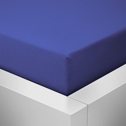 Prostěradlo Luxus, Tmavě modrá 503