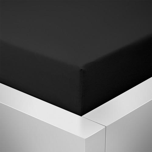 Prostěradlo Luxus, Černá 901
