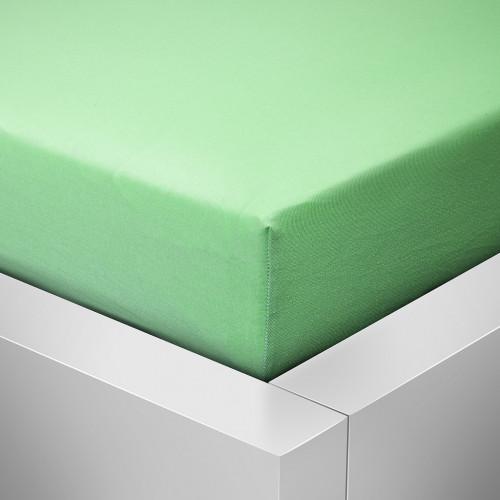Prostěradlo Luxus, Zelená 005