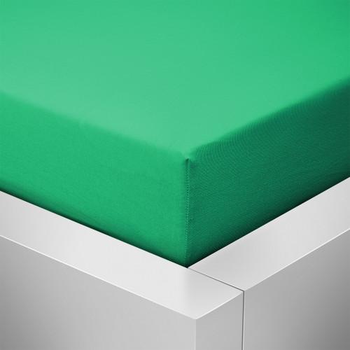 Prostěradlo Luxus, Zelená 614
