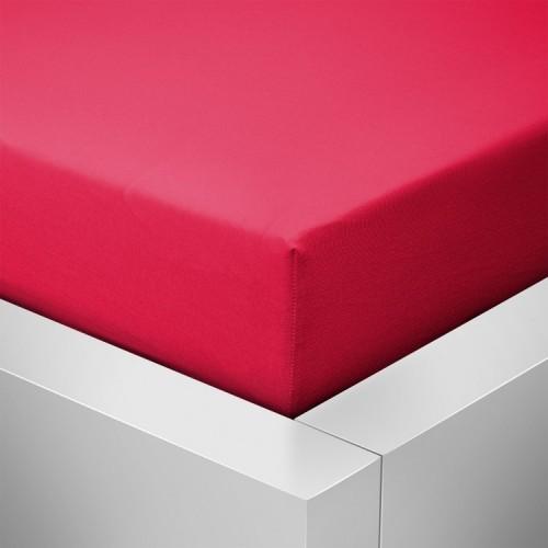 Prostěradlo Luxus, Červená 309
